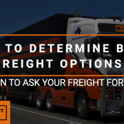 Best Freight Options