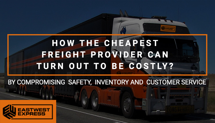 Cheapest Freight Services Provider