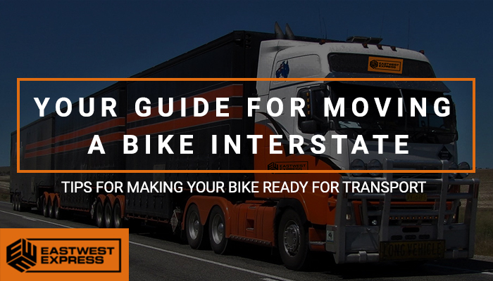Movers for interstate bike transport
